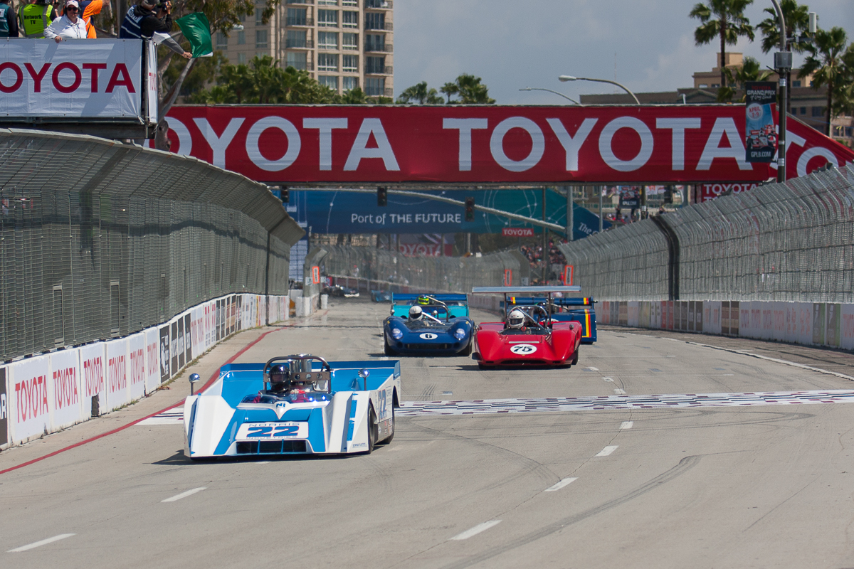 2017 Inaugural Can-Am Challenge - TGPLB